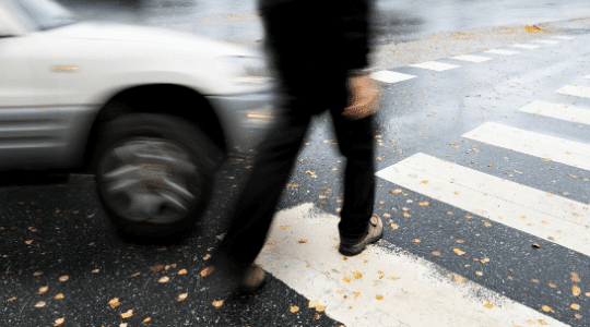 I Was Hit by a Car — What Do I Do?